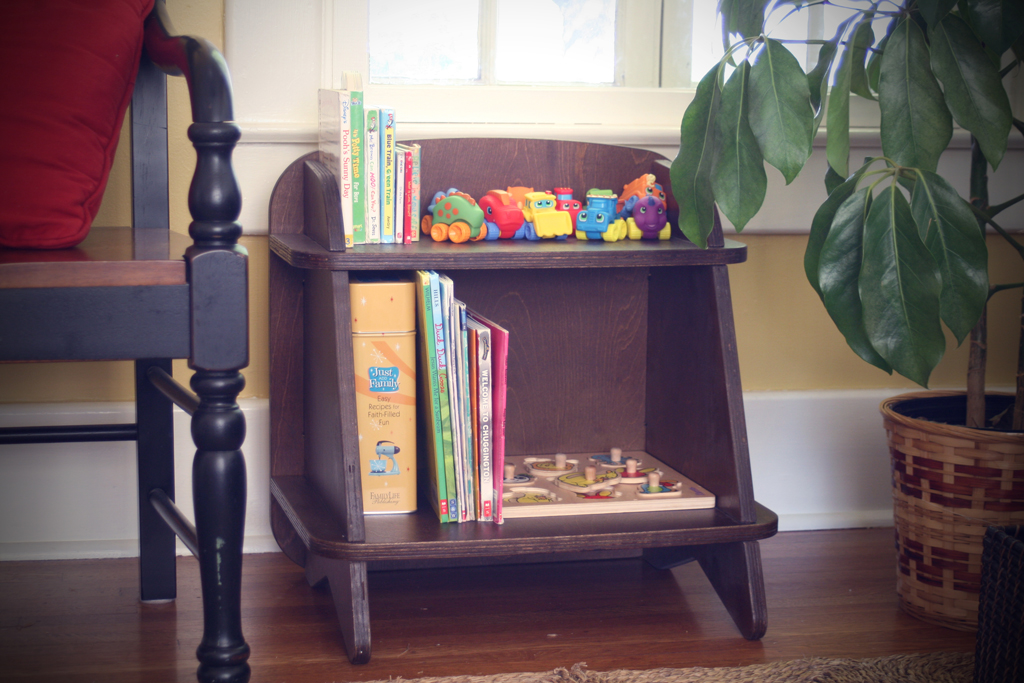 Sodura Small Aero Bookcase