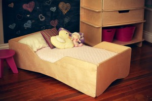 Sodura Aero Toddler Bed