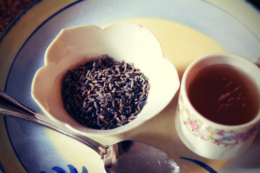Lavender Tea Helps to Soothe Diarrhea and Vomiting