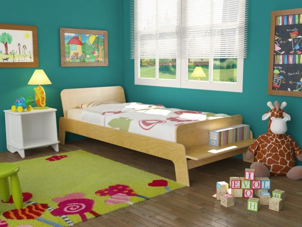 Arlo Twin Bed
